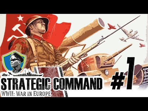 Strategic Command: WWII | #1 | Por la madre patria
