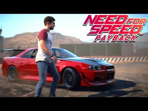 HİKAYE BAŞLASIN // Need For Speed Payback Türkçe Bölüm 1