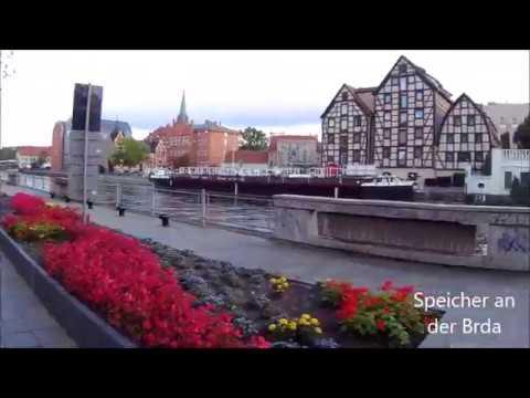 Polen Reise Oktober 2017 Bydgoszcz Torun new