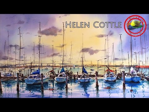 Fine Art Tips with Helen Cottle on Colour In Your Life