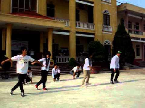 Hip hop - Xuân Trường C