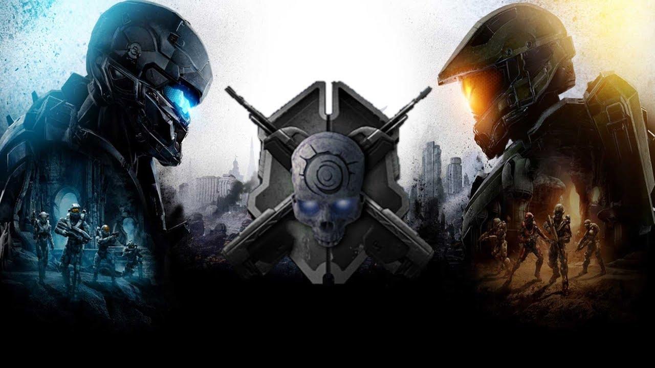 Halo 5 Guardians LASO Challenge (Full Campaign & Cutscenes)