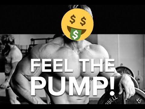 ICO PUMP & DUMP. How to trade them and win!