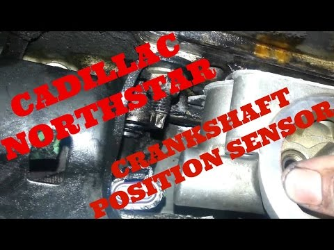 How To Replace Crank Position Sensor On 2005 To 2010