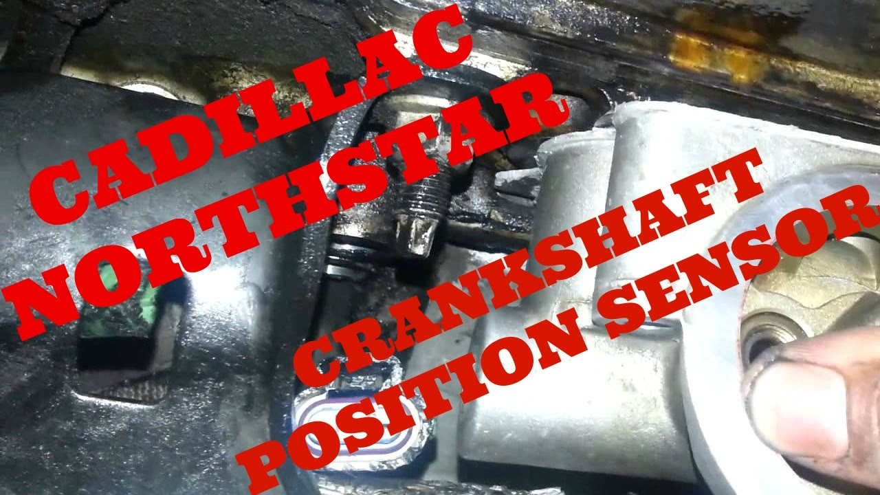 small resolution of northstar cadillac deville crankshaft sensors