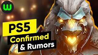 20 Upcoming Ps5 Games   Confirmed & Rumoured Playstation 5 Titles   Whatoplay