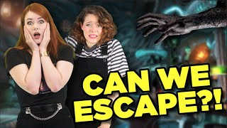 ZOMBIE NIGHTMARE! WhatCulture Horror Escape Room With Ash, Kirsten, Josh, And Clery