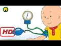 Caillou Check Up: Doctor's Visit | App Gameplay (Apps for Kids! Gameplay) | Cartoon for Kids