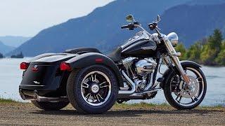 New Model 2015 Harley Davidson Freewheeler Trike 3 wheeler
