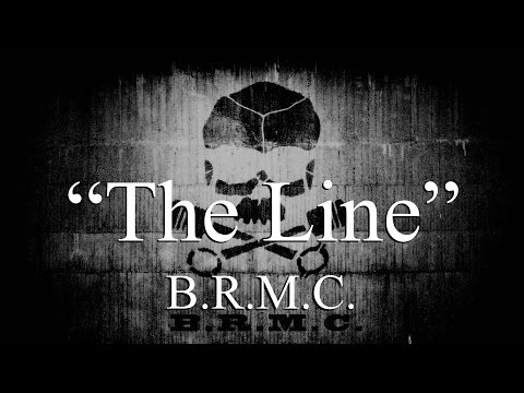 Black Rebel Motorcycle Club - The Line (Lyrics)
