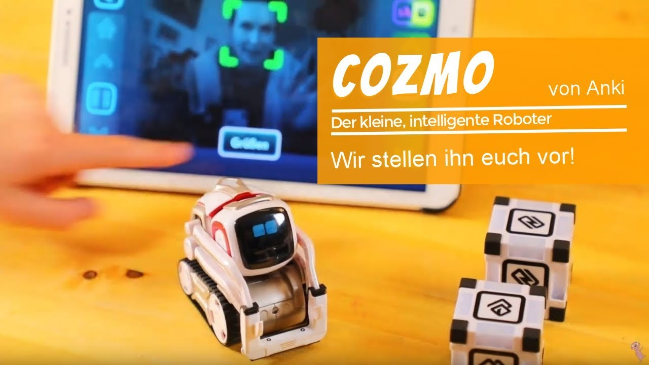 Roboter Cozmo