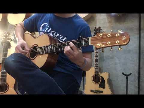 Natasha Guitar 001 Series Review2 By Citara House Of Guitar