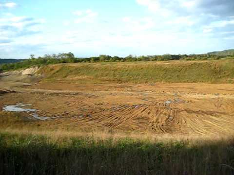 Mt. Nebo Rd. Gravel Pit Reclamation III