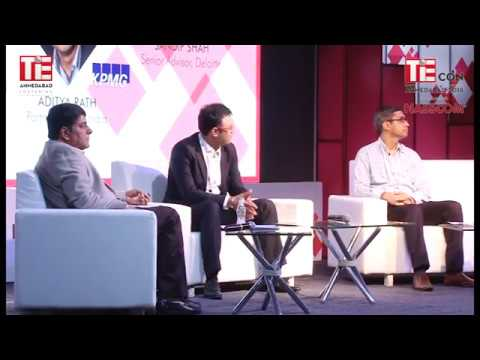 Rise of Digital - Transforming Businesses - TiECON Ahmedabad 2018
