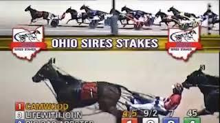 Camwood Ohio Sires Stakes 3 YO Colt Consolation 10-14-17