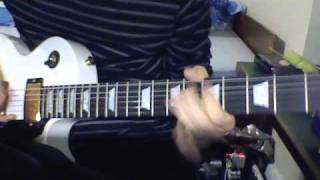 Exercice [blues/heavy blues] - [hammer on/ pull off] - in [pentatonic]