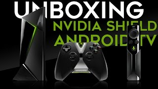 NVIDIA Shield Android TV - Trip to London & Unboxing | Docm77