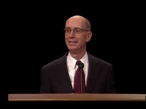 Gifts of the Spirit for Hard Times by Henry B. Eyring