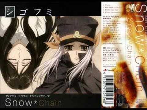 [shigofumi][ED single]-chain
