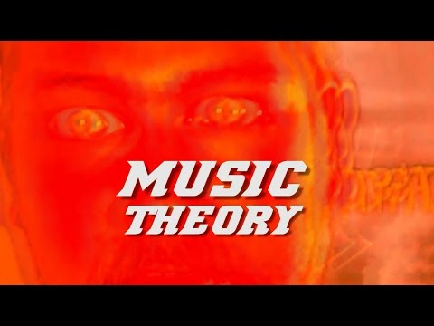 SCARY!!! Music Theory 101 | Mike The Music Snob Ep  7