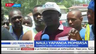 Bei ya nauli Mombasa yapanda kwa 30%