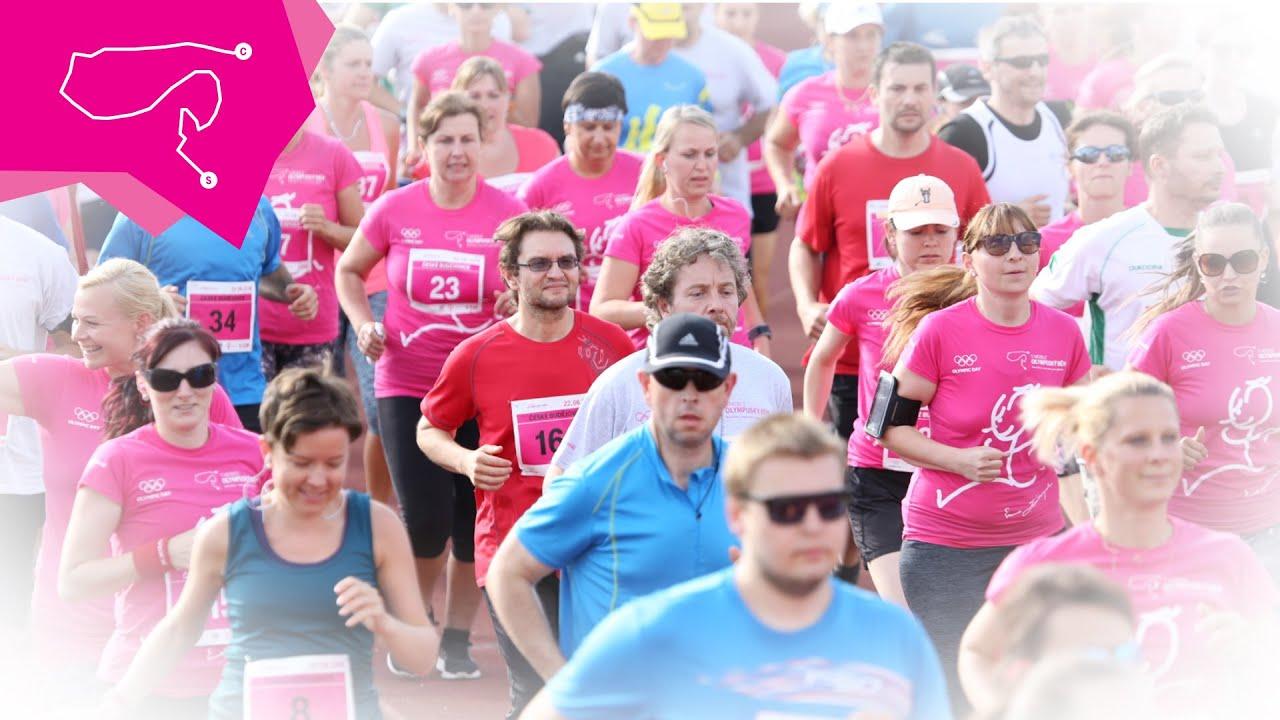 T-Mobile Olympijský běh 2016