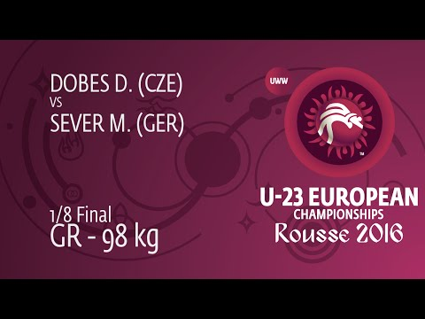 1/8:  Muhammed Etka SEVER (GER) df. Dominik DOBES (CZE) by TF, 10-0