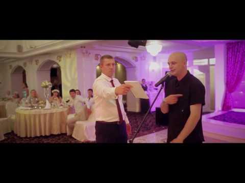 Видео: Поздравление Свадебный подарок жениху и невесте   Super gift for a wedding