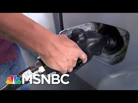 President Donald Trump Demanding Cut In Oil Prices To Lower Gas Prices | Velshi & Ruhle | MSNBC
