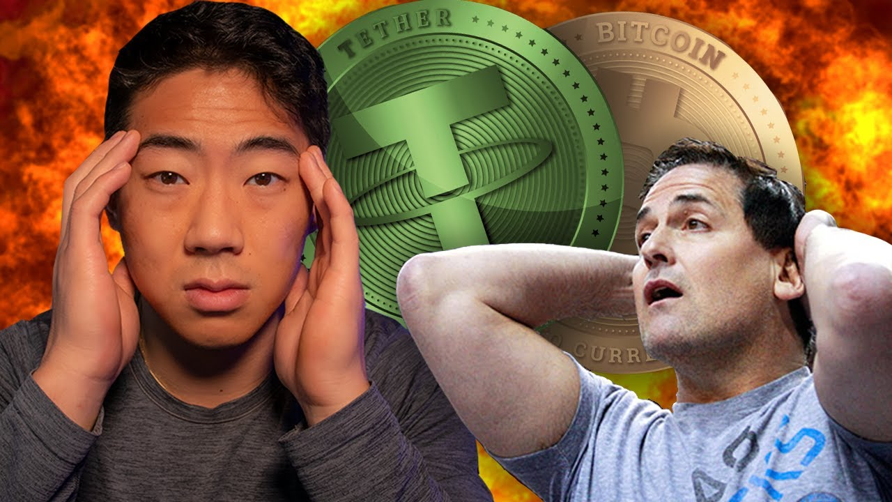 TETHER SCAM, NEW ALTCOIN RISING, MARK CUBAN RUG PULLED & MASSIVE WARNING