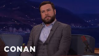 "Taran Killam On His Critical Comments About ""SNL"" & Trump - CONAN on TBS"