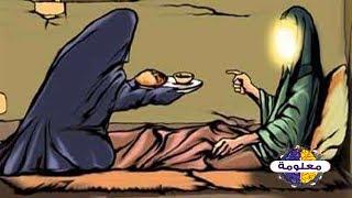 لماذا باعت زوجة سيدنا أيوب ضفائرها ● من اروع القصص