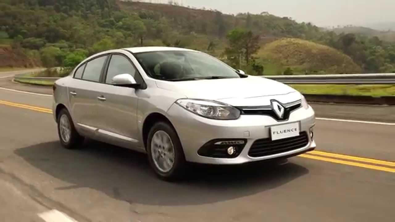 Novo Renault Fluence 2015 Youtube