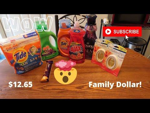 FAMILY DOLLAR 5/25 Deal!!