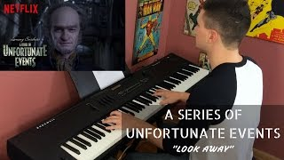 A Series of Unfortunate Events | Theme Song | Piano Cover -