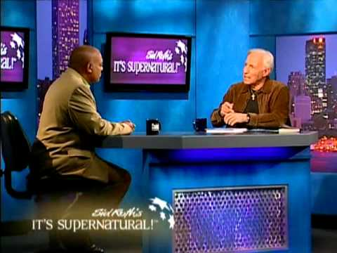 Dean Braxton on It's Supernatural with Sid Roth - In Heaven