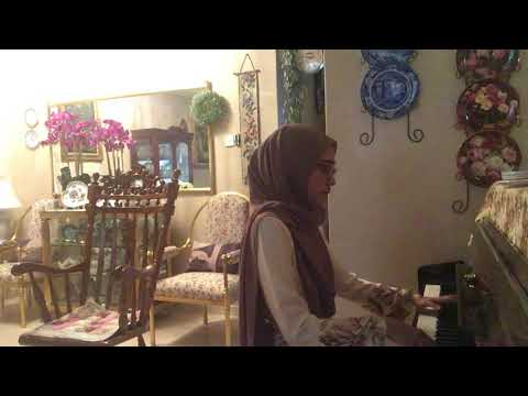 OST Titian Cinta Kasih by Hyperact (Khadijah piano cover)