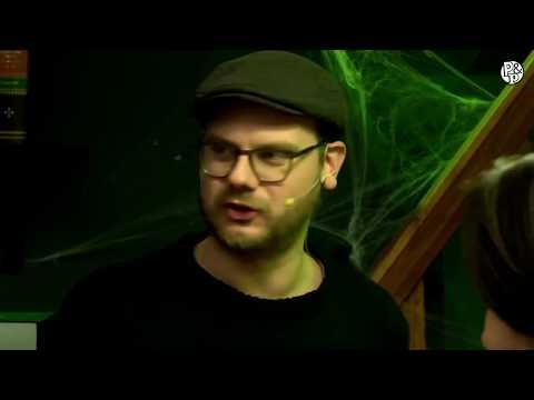 Etienne Gardé - King of Pen and Paper? | Rocket Beans TV