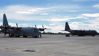 Two US C-130 Hercules Aircraft Finally Delivered to the Philippines