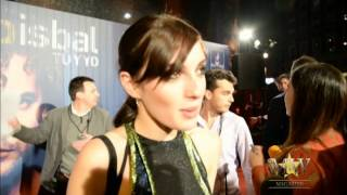 Baixar María Valverde nos habla de su colaboración con David Bisbal