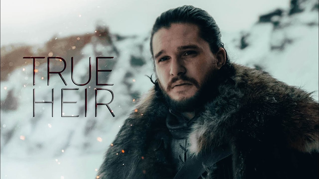 (GoT) Jon Snow | True Heir - YouTube
