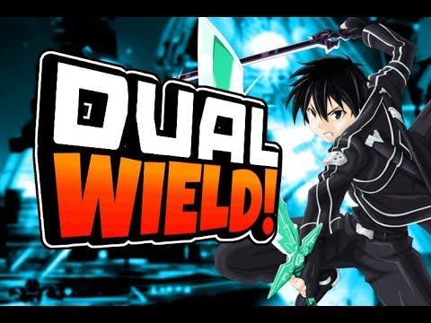 SAO: Fatal Bullet How to Unlock Dual Wield Weapons