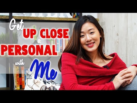 Get Up Close & Personal with Me! 😘 fears, goals, boyfriend, family | Joanna Soh