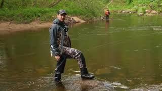 видео Ботинки для вейдерсов
