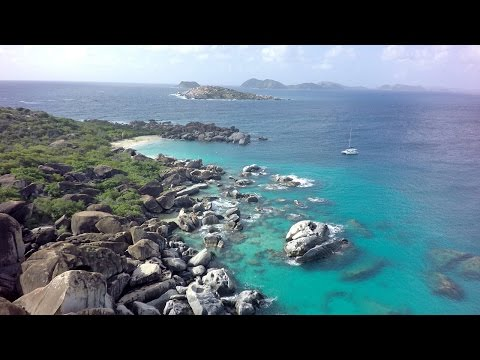 British Virgin Islands - Drone