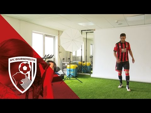Behind the scenes | AFC Bournemouth launch 2016/17 Premier League home kit