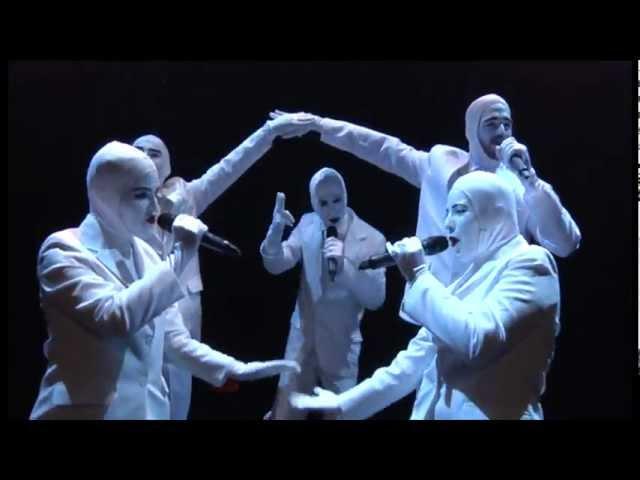 Voca People at Mount Baker Theatre in Bellingham, WA