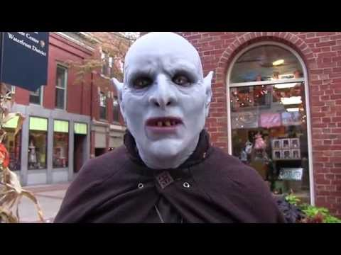 Salem, MA During October! [Short VLOG]