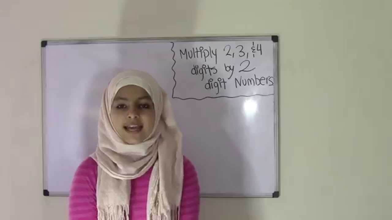 medium resolution of 6th Grade Math Multiplying two