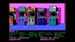 Maniac Mansion - Pc - Comentado